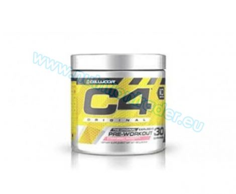 Cellucor C4 - (30 serv) EU Formula - Orange