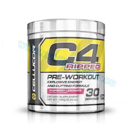 Cellucor C4 ripped - (30 serv) - Tropical Punch