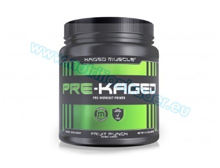 Kaged Muscle Pre-kaged - (20 serv) - Sour Apple