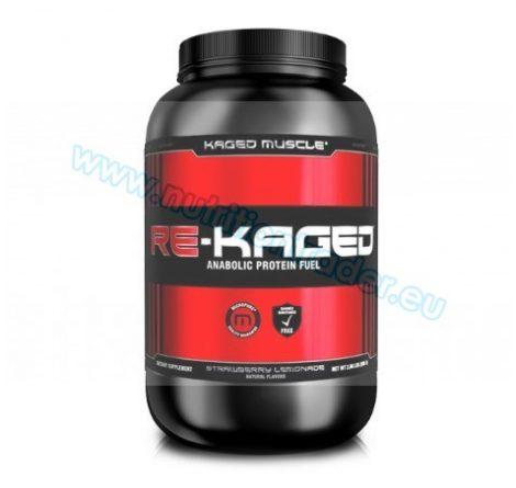 Kaged Muscle Re-kaged - (20 serv)  - Strawberry Lemonade