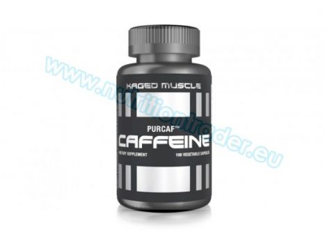 Kaged Muscle Caffeine (200mg) - (100 caps)