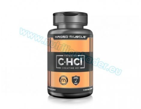 Kaged Muscle Creatine HCL Capsules - (750 mg) - (75 caps)