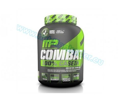 Musclepharm Combat Casein (4 Lbs.) - Chocolate