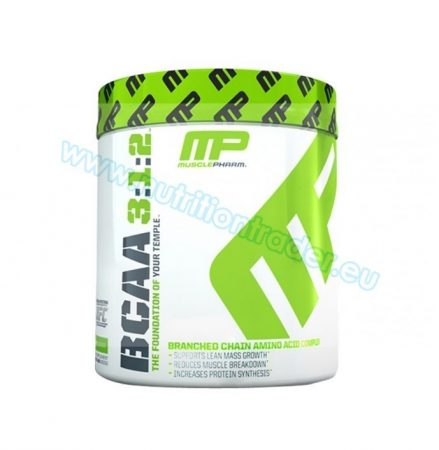 Musclepharm Bcaa 3:1:2 Powder - (30 serv) - Limon Lime