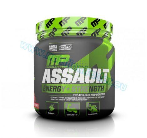 Musclepharm Assault Sport - (30 serv) - Fruit Punch