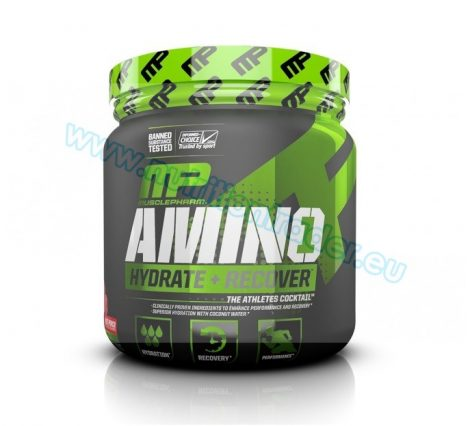 Musclepharm Amino 1 Sport - (30 serv) - Fruit Punch