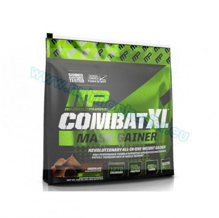 Musclepharm Combat Xl Mass Gainer - (12 Lbs.) - Vanilla