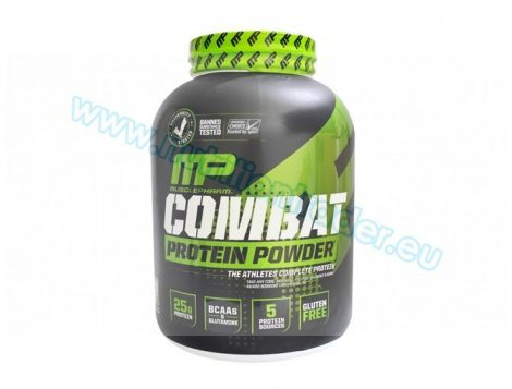 Musclepharm Combat Protein Powder - (4 Lbs.) - Strawberry