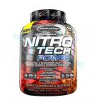 Muscletech Nitrotech Power - (4 Lbs.) - Tripple Chocolate