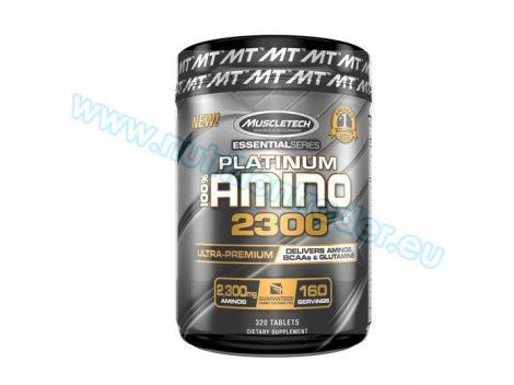 Muscletech Platinum 100% Amino 2300 - (320 tabs)