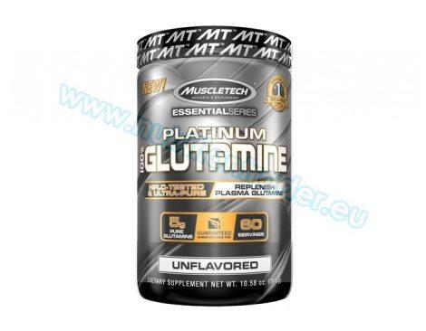 Muscletech Platinum 100% Glutamine - (300 g.)