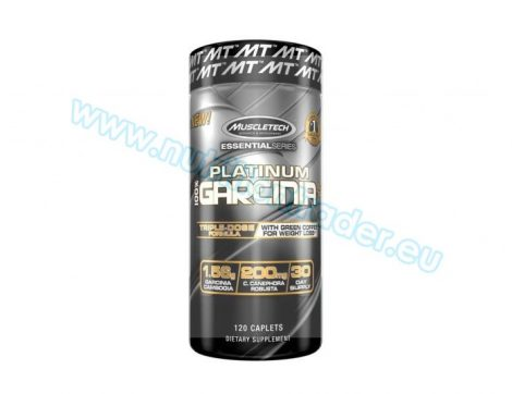 Muscletech Platinum 100% Garnicia Plus - (120 caps)
