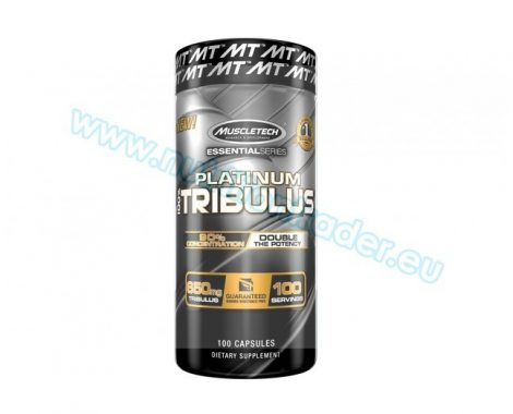 Muscletech Platinum 100% Tribulus - (100 caps)
