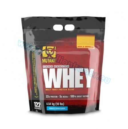 Mutant Whey - (10 Lbs.) - Strawberry Cream