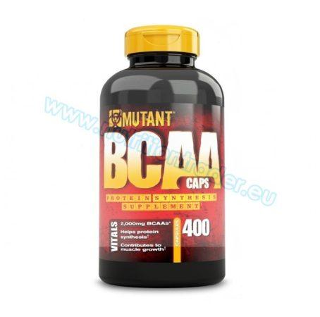 Mutant BCAA Caps - (400 caps)