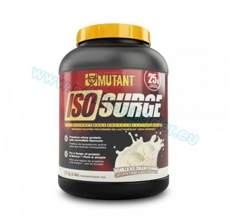 Mutant Iso Surge - (5 Lbs.) - Triple Chocolate
