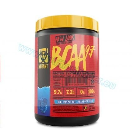 Mutant BCAA 9.7 - (1044 g.) - Blue Rapsberry