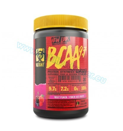 Mutant BCAA 9.7 - (348 g.) - Fruit Punch