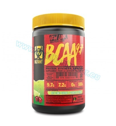 Mutant BCAA 9.7 - (348 g.) - Key Lime Cherry