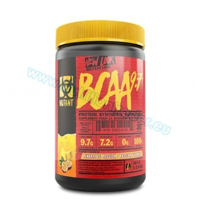 Mutant BCAA 9.7 - (348 g.) - Pineapple Passion