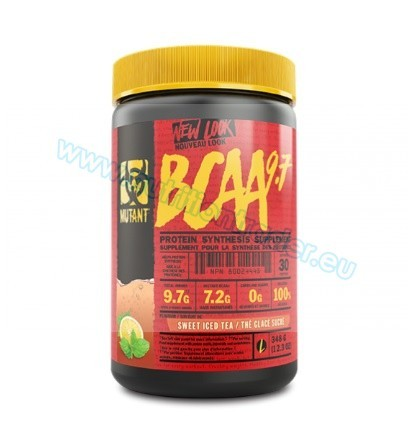 Mutant BCAA 9.7 - (348 g.) - Sweet Iced Tea