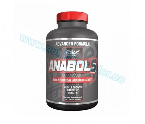 Nutrex Anabol-5 (120 caps)