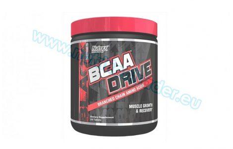 Nutrex BCAA Drive (1000 mg.) - (200 Tabs)