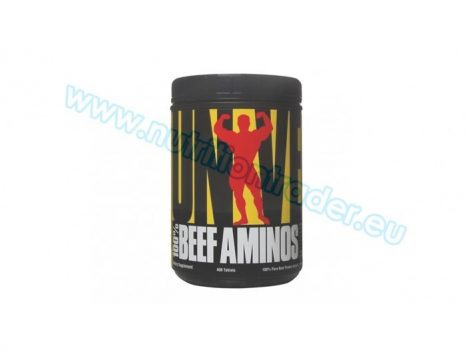 Universal Beef Aminos - (400 tabs)